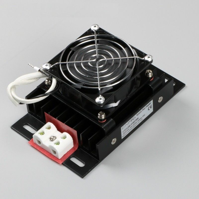 PTC Heater with Fan cabinet Air Regulator Heater With Digital Controller