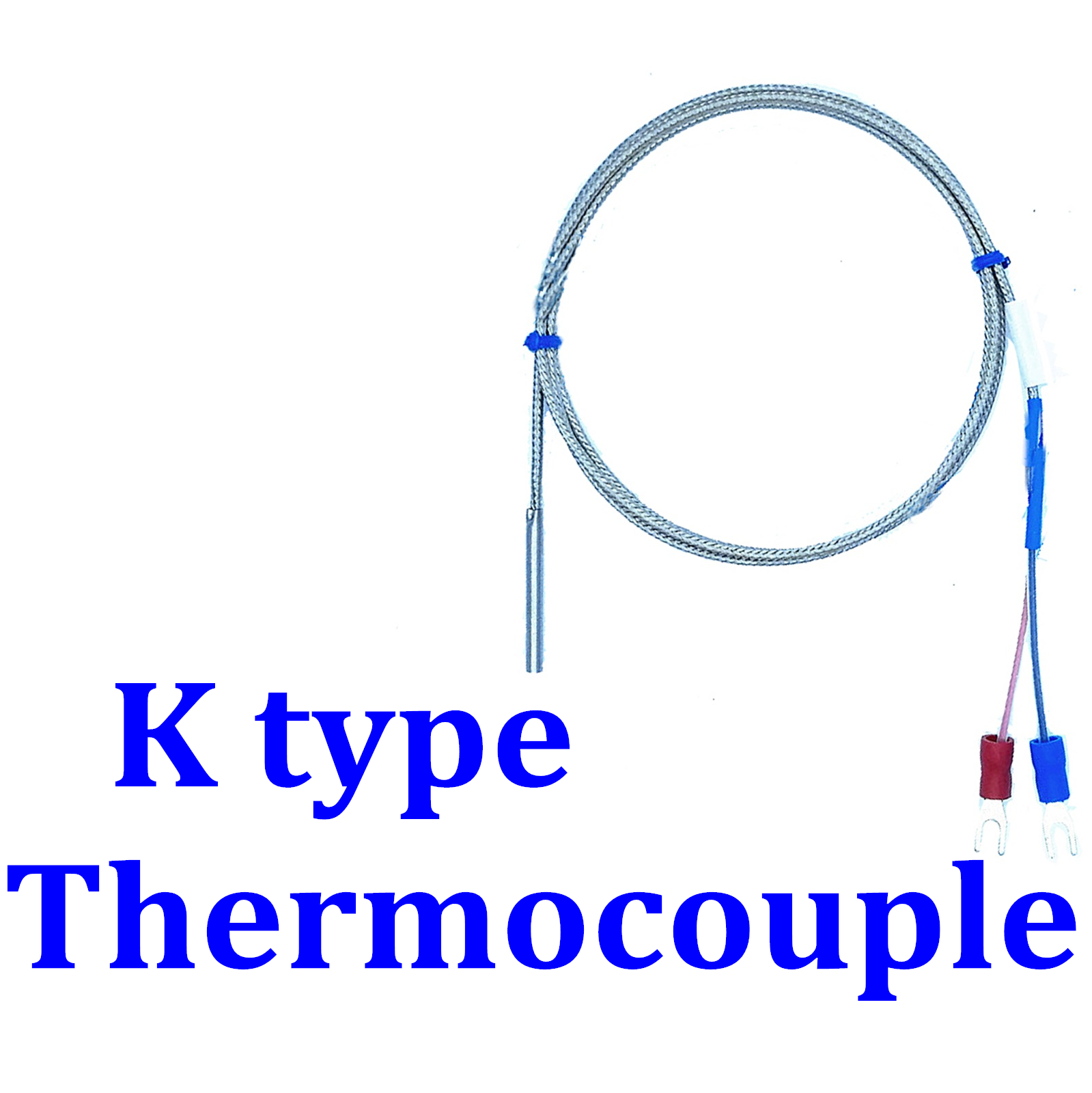 Multiuse Universal JSRGO K Type Thermocouple
