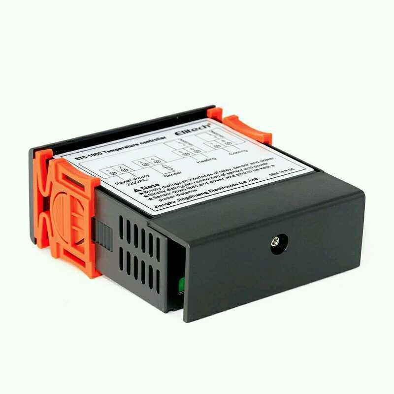 STC-1000 110V Temperature Controller Temp Thermostat Aquarium control