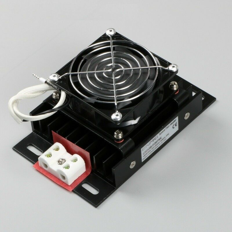 JSRGO PTC Heater with Fan cabinet Air Regulator Heater With Digital Controller