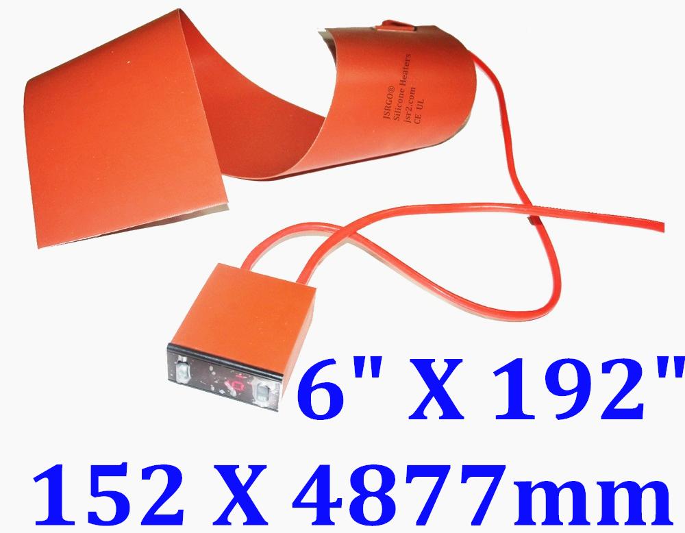 "6"" X 192"" 152 X4877mm 2400W w/ digital Controller Guitar Bending Blanket Two PCs"