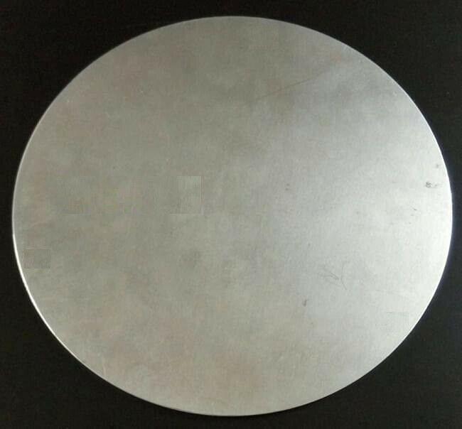 "18"" 455mm diameter round 3mm thickness Aluminum plates"